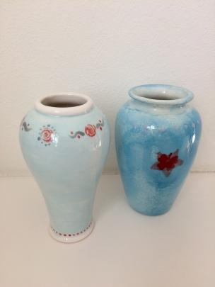 Keramik_Lüneburg_Vasen